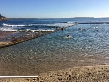 SOPC Shelley Beach Pool