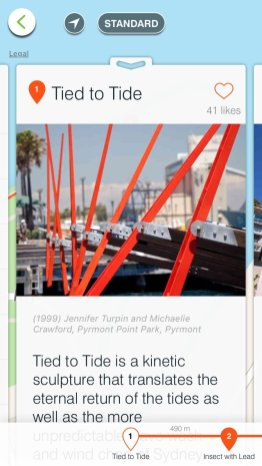Tied to the Tide App