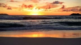 Wilsons Prom Squeaky Beach Sunset