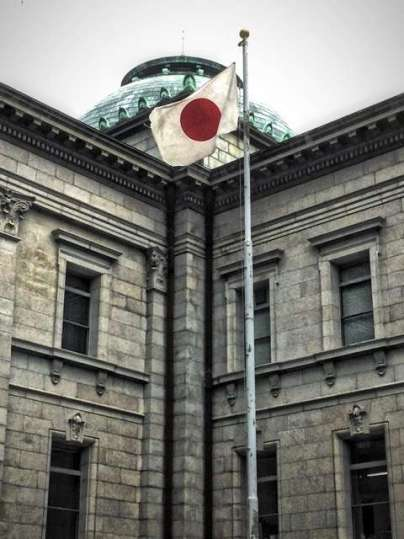 "Mythic Yoga Journey™ to Japan: The Japanese flag contains Hinomaru, which means ""circle of the sun."""