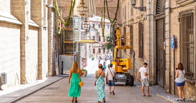 世界遺産の街を散策 TOLEDEO(トレド旧市街) | TOLEDO