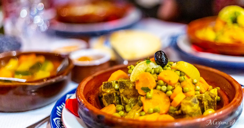 ボルドーで美味しいモロッコ料理 MARRAKECH(マラケシュ)| BORDEAUX