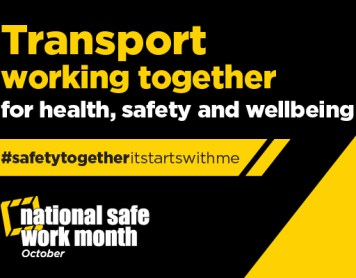 Safe Work and Mental Health Month
