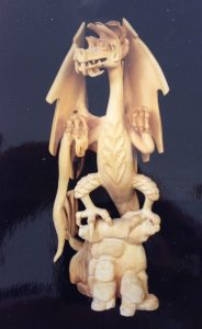 Dragon by John Roberts