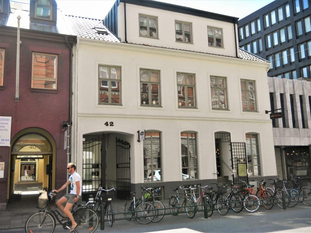 Yogaskola i centrala Malmö