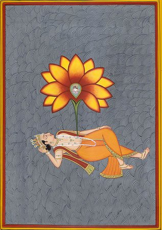 Meditation inre ro