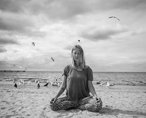 Meditation inre stillhet