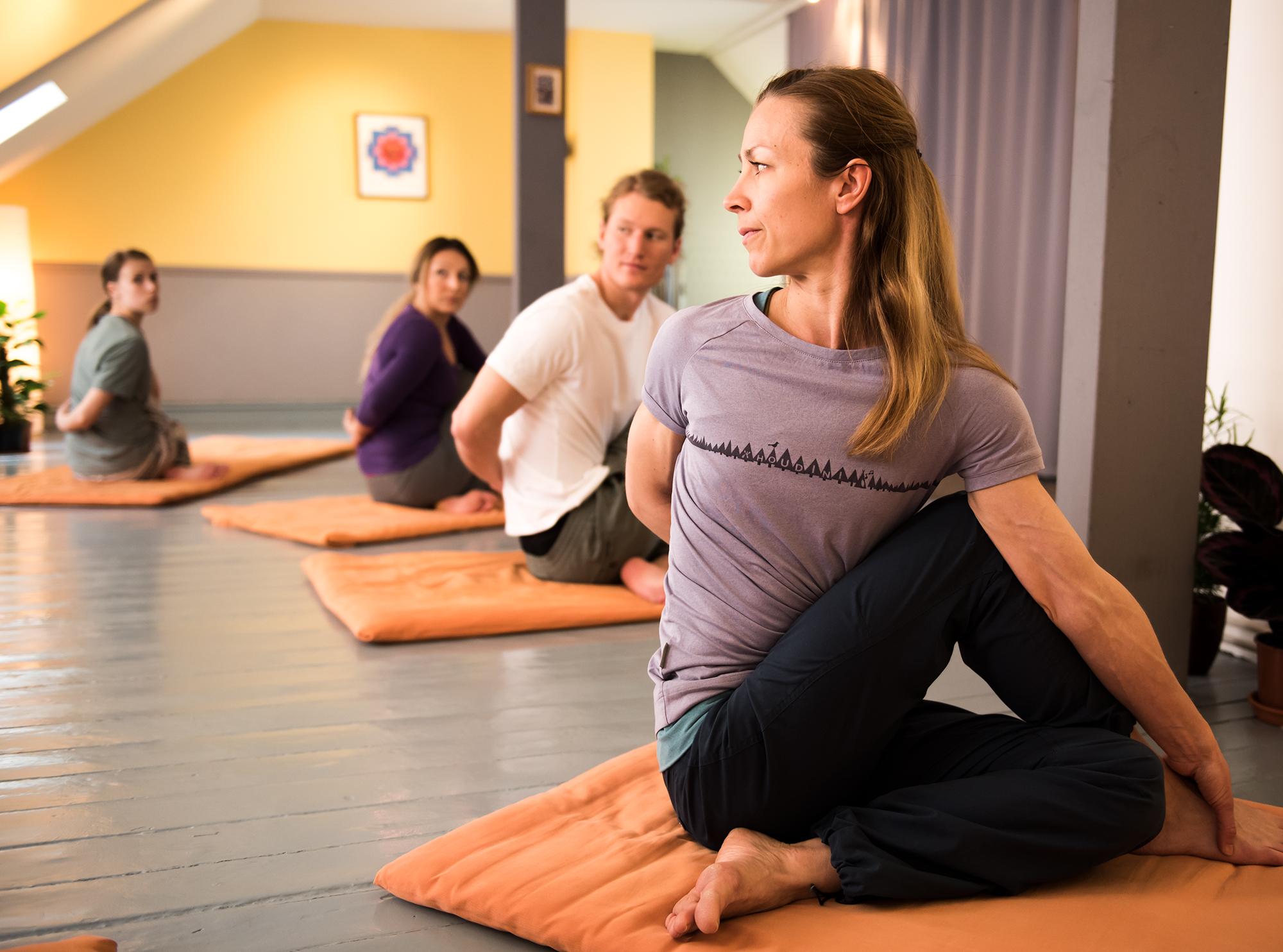 Yoga i Malmö