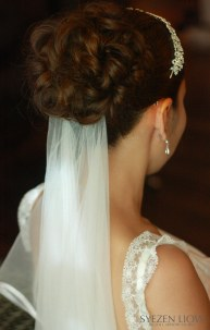 Elegant Up do