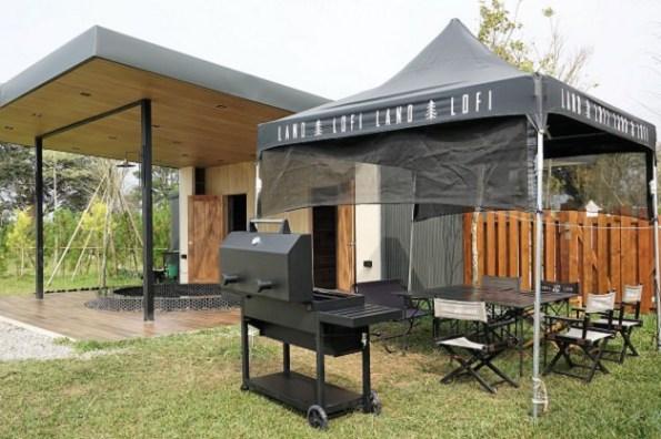 【卓蘭。露營】 自然圈農場LoFi Land,包廂式露營空間,溫泉泡湯輕鬆享受五星級營地露營樂趣