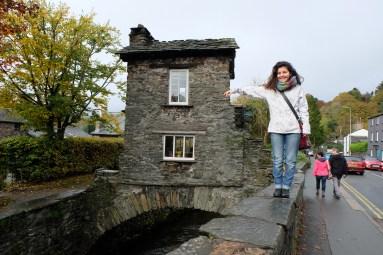 BRIDGE HOUSE!!!