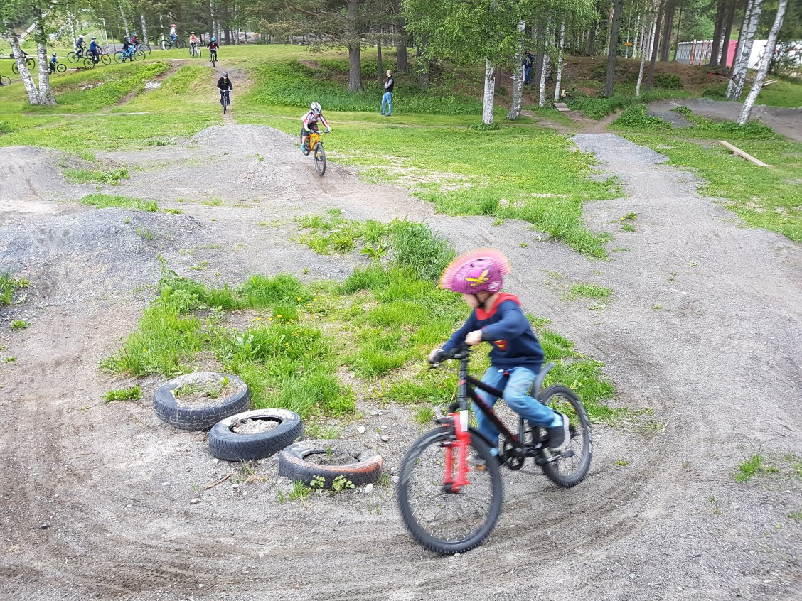 Cycling Coach - The key to effectively coach the kids