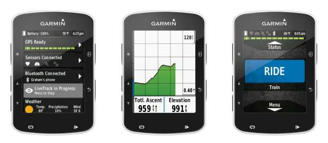 Test: Garmin Edge 520