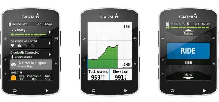 Test: Garmin Edge 520