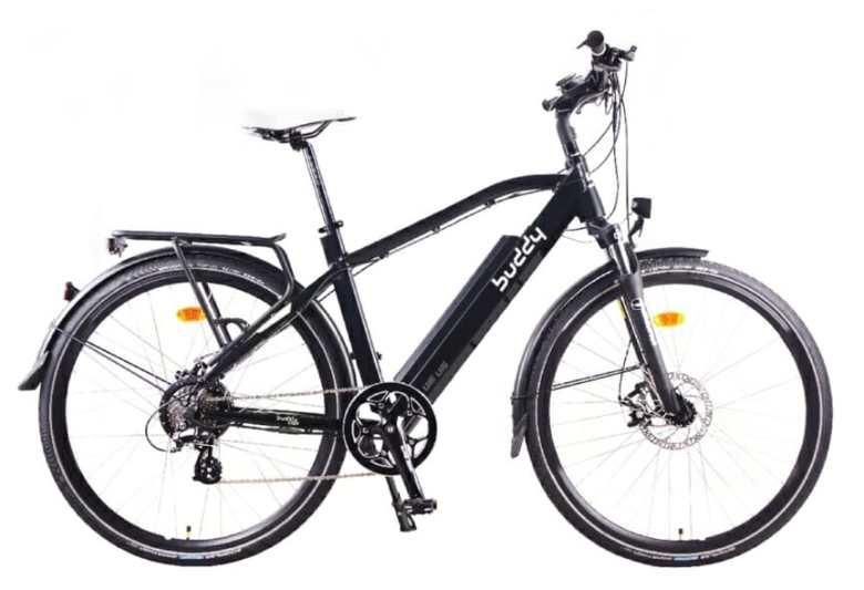 buddy el sykkel