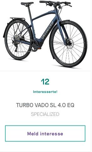 specialized turbo vado