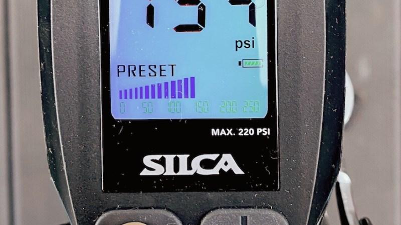 Silca Super Pista Digital digital anviser