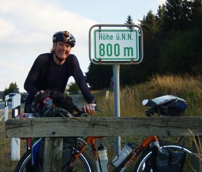 Ikke slått rekorden på 1029 m.o.h. fra  Dovre enda!