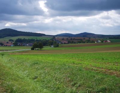 Godt å være på landsbygda!