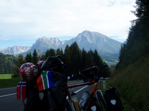 Vakkert i Alpene!