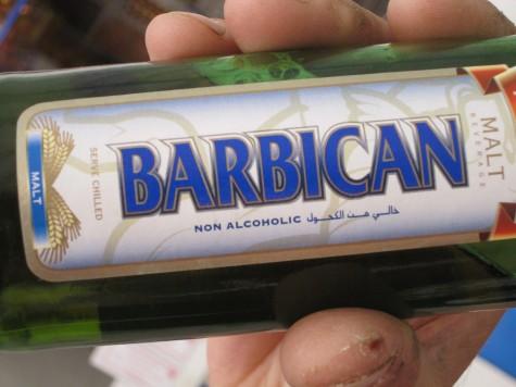 Partytime i Sudan! Alkohol er forbudt!