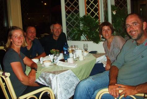 Vi tar avskjed med The Dutch Group i Nairobi!