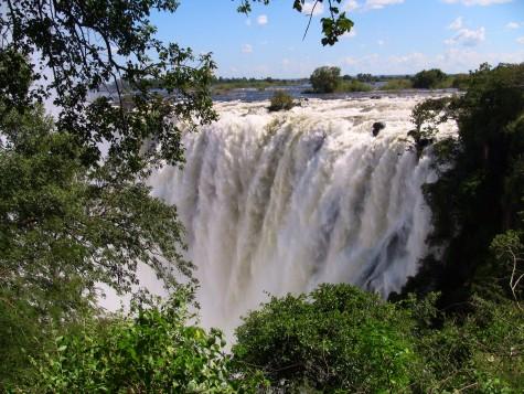 """Dr. Livingstone """"fant"""" Victoria Falls i 1855!"""