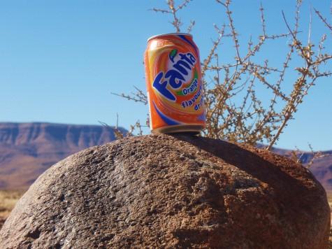 Noen ganger kan man se syner i ørkenen!