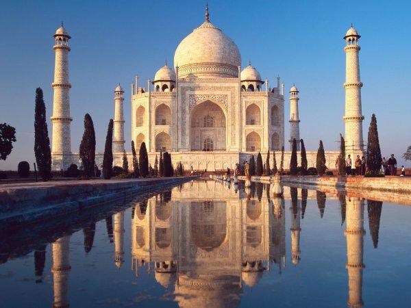 Vi gleder oss til Agra og Taj Mahal!