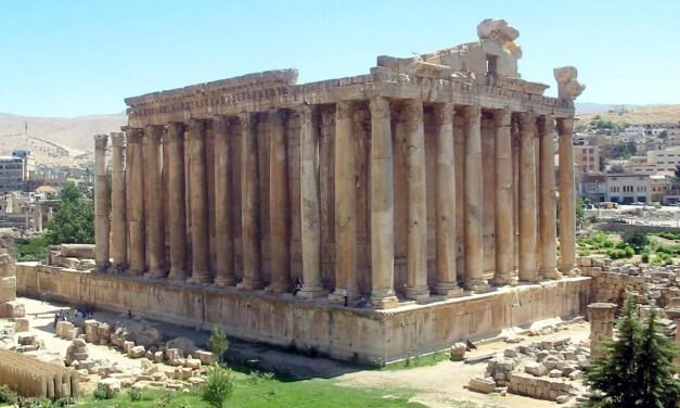 Świątynia w Baalbek