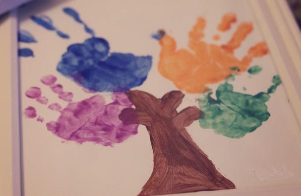 Картинках, открытка папе с днем рождения своими руками от сына 5 лет