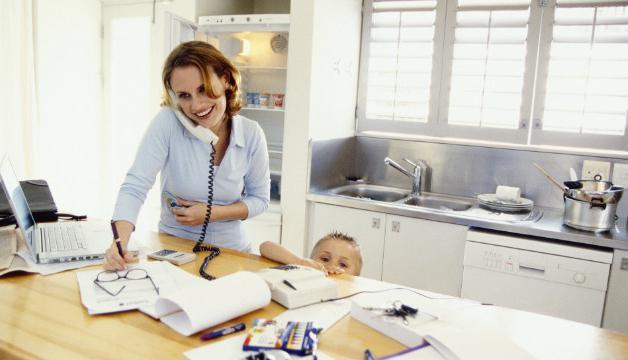 acasă și lucrări de maternitate