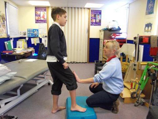 Упражнения лечебной физкультуры ЛФК для детей