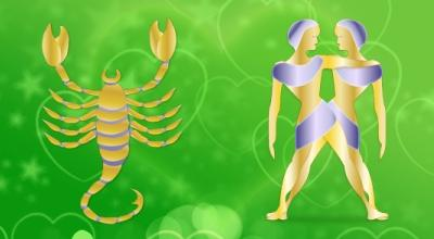 Skorpió férfi és halak nő kompatibilitás