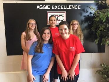 8th Grade Mathletes