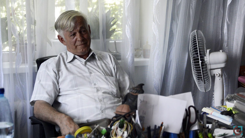 Директор КП «Полігон» Олександр Козичко