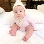 Rhea is 5 months!