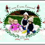 Oh Christmas Card, Oh Christmas Card