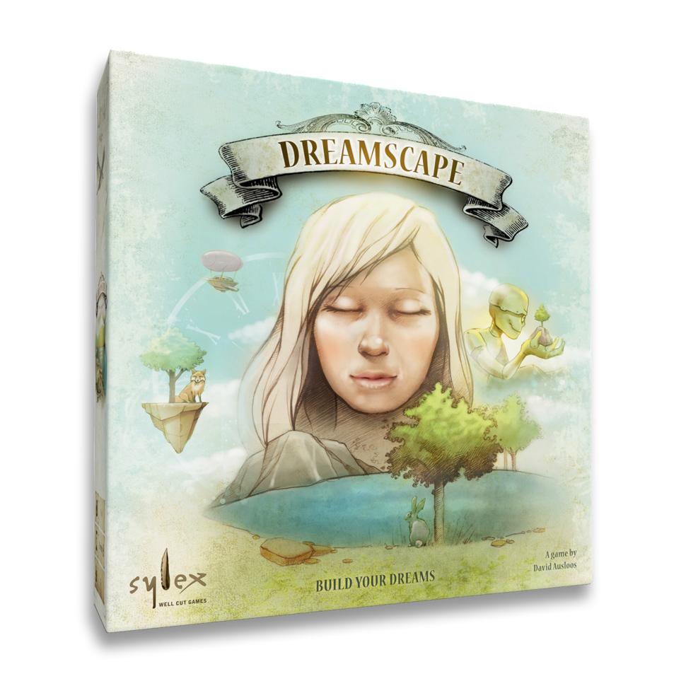 Dreamscape - Core Box - English version