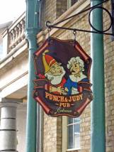 Pub in Covent Garden
