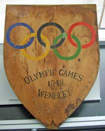 Shield from the 1948 games