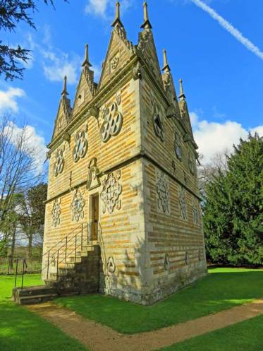 Sir Thomas Tresham's Triangular Lodge
