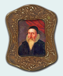 In 1527 John Dee, 16th-century scholar, alchemist and magician, was born.