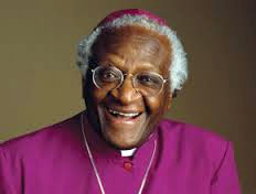 Desmond Tutu was installed as Archbishop of Cape Town in 1986