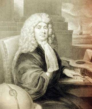 In 1669 Samuel Pepys made the last entry in his diary.