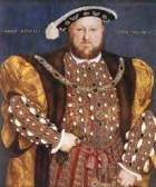 Henry VIII was born in 1491.