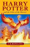 2003 Harry Potter and the Order of the Phoenix was published