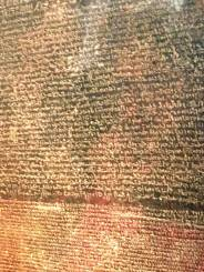 The Rosetta Stone was discovered in 1799.