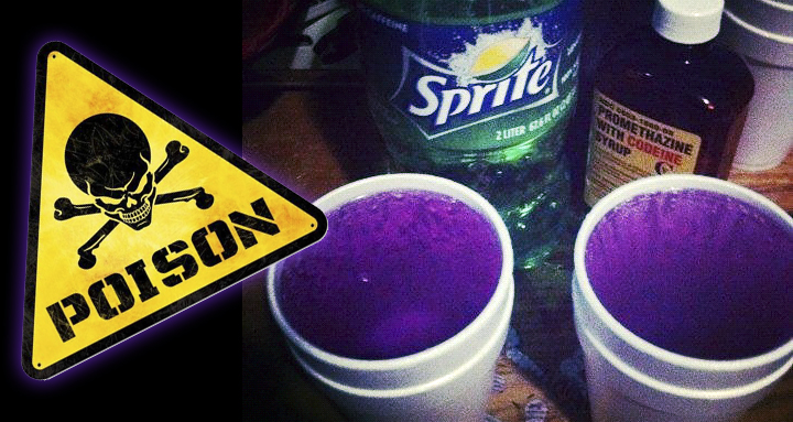 The Dangers of the Purple Drink