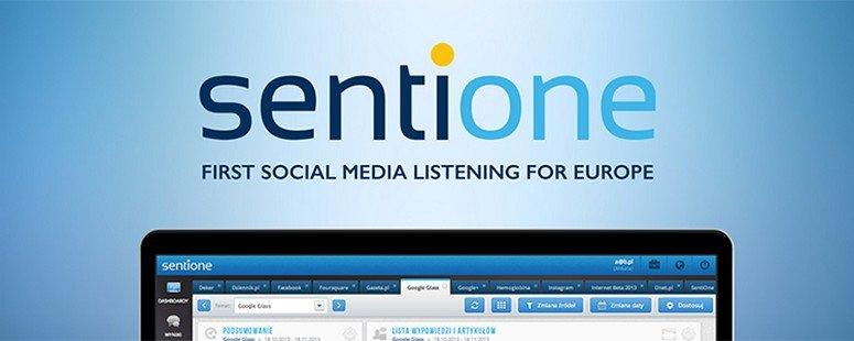 SentiOne. Co ma wspólnego usługa systemu do monitorowania internetu z taki wyrazem? I na pewno nie jest to skrót od słowa 'sensation'. Chociaż, w pozytywnym sensie można mówić o sensacji, bo SentiOne działa raptem 3 lata, zdobył pozycję lidera w Polsce, pracuje dla ponad 500 marek już w 10-ciu krajach europejskich. Jeden z trzech założycieli SentiOne, Kamil Bargiel, Prezes Zarządu, przyznał się, że razem ze wspólnikami długo wymyślali nazwę dla swojego pomysłu.
